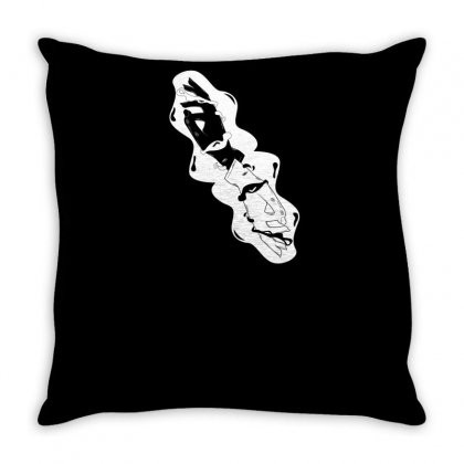 X Of Spirit Throw Pillow Designed By Nym0