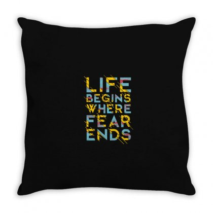 Slogan Throw Pillow Designed By Disgus_thing