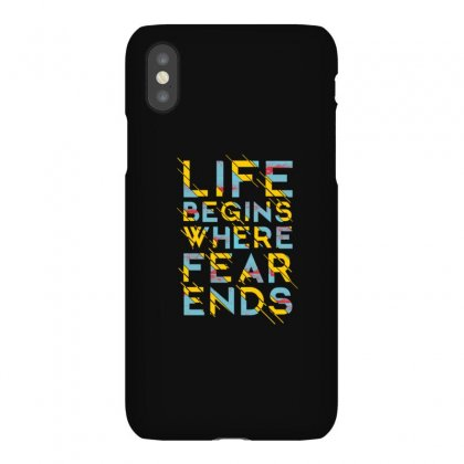 Slogan Iphonex Case Designed By Disgus_thing