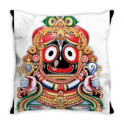 My Lord Throw Pillow Designed By Mumesh000