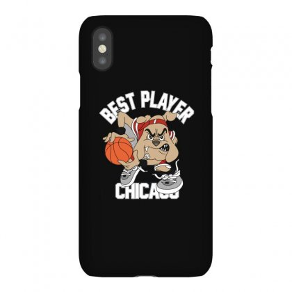 Dog Chicago Iphonex Case Designed By Disgus_thing