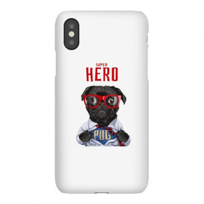 Dog Super Hero Iphonex Case Designed By Disgus_thing