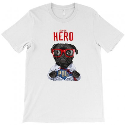 Dog Super Hero T-shirt Designed By Disgus_thing