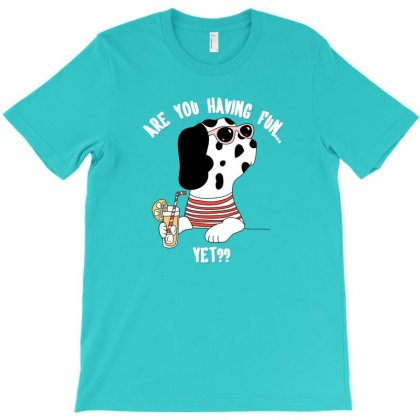Dog Fun T-shirt Designed By Disgus_thing