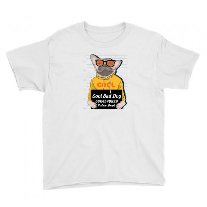 Cool. Bad Dog Youth Tee Designed By Disgus_thing