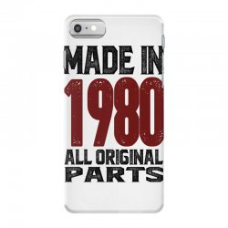 Made in 1980 iPhone 7 Case | Artistshot