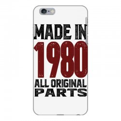 Made in 1980 iPhone 6 Plus/6s Plus Case | Artistshot