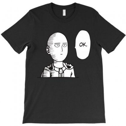 Saitamas T-shirt Designed By Shadowart