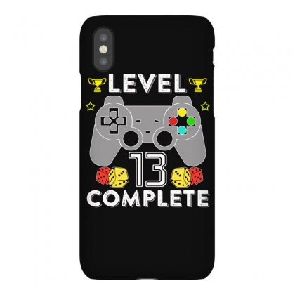 Level 13 Complete T Shirt Iphonex Case Designed By Hung
