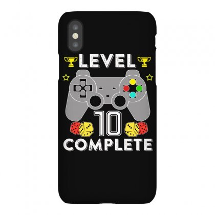 Level 10 Complete Iphonex Case Designed By Hung