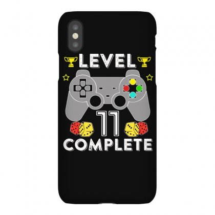 Level 11 Complete T Shirt Iphonex Case Designed By Hung