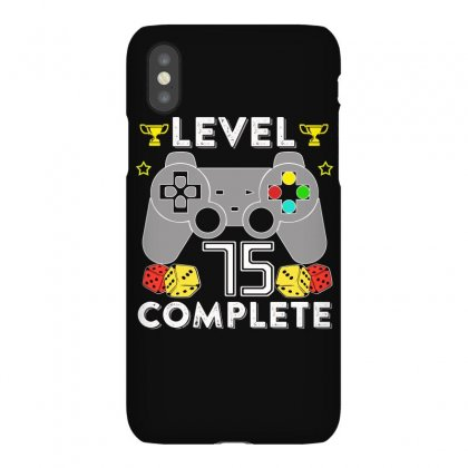 Level 75 Complete Iphonex Case Designed By Hung