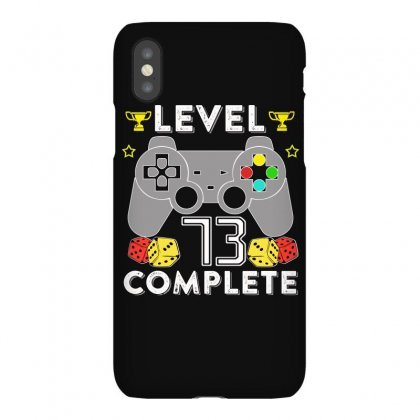 Level 73 Complete Iphonex Case Designed By Hung
