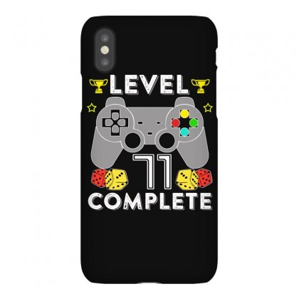 Level 71 Complete Iphonex Case Designed By Hung