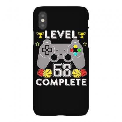 Level 68 Complete Iphonex Case Designed By Hung