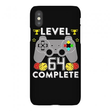 Level 64 Complete Iphonex Case Designed By Hung