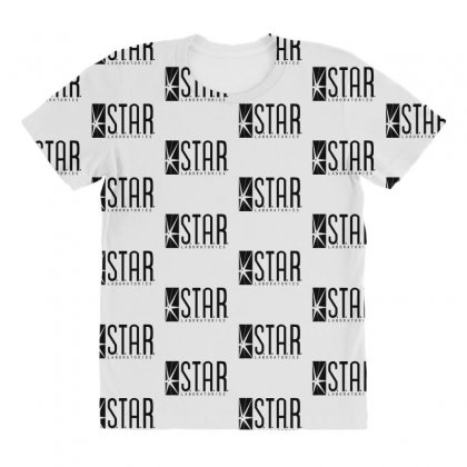 Star Lab All Over Women's T-shirt Designed By Shadowart