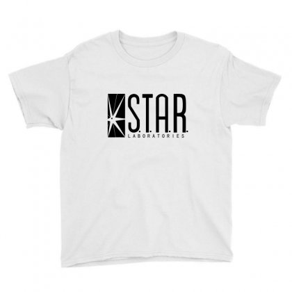 Star Lab Youth Tee Designed By Shadowart