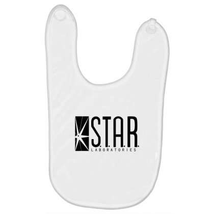 Star Lab Baby Bibs Designed By Shadowart
