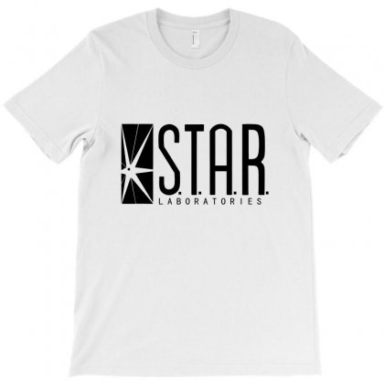 Star Lab T-shirt Designed By Shadowart
