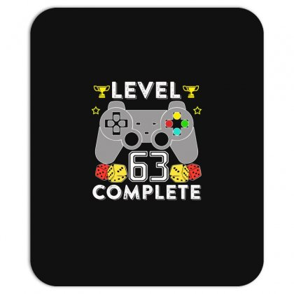 Level 63 Complete T Shirt Mousepad Designed By Hung