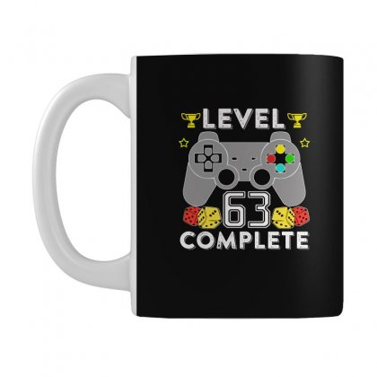 Level 63 Complete T Shirt Mug Designed By Hung