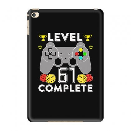 Level 61 Complete T Shirt Ipad Mini 4 Case Designed By Hung