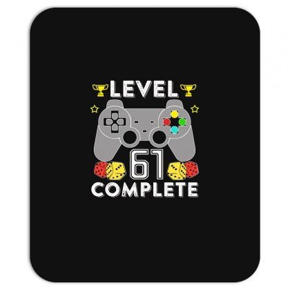 Level 61 Complete T Shirt Mousepad Designed By Hung