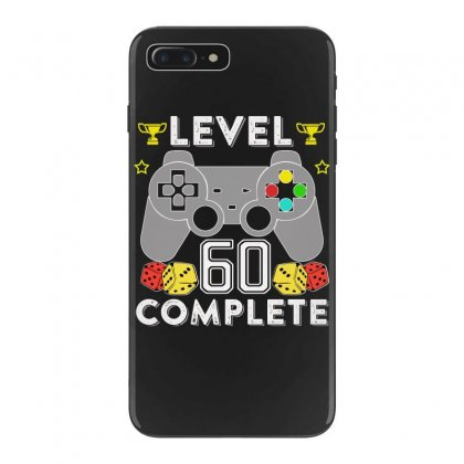 Level 60 Complete T Shirt Iphone 7 Plus Case Designed By Hung