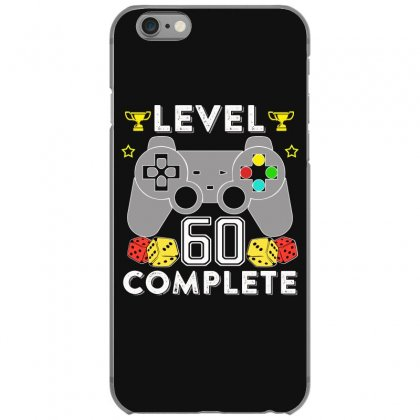 Level 60 Complete T Shirt Iphone 6/6s Case Designed By Hung