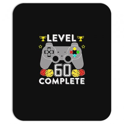 Level 60 Complete T Shirt Mousepad Designed By Hung