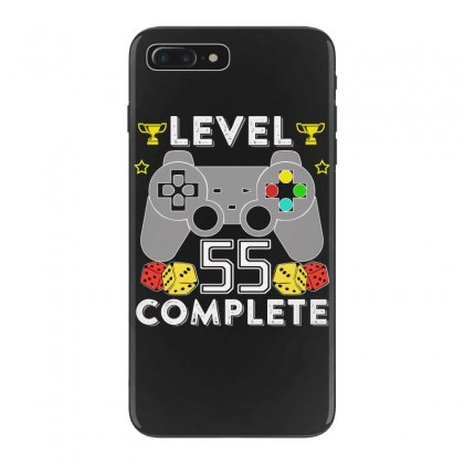Level 55 Complete T Shirt Iphone 7 Plus Case Designed By Hung