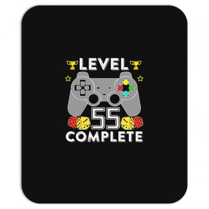Level 55 Complete T Shirt Mousepad Designed By Hung