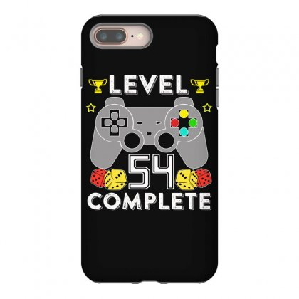 Level 54 Complete T Shirt Iphone 8 Plus Case Designed By Hung