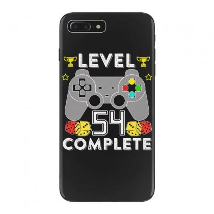 Level 54 Complete T Shirt Iphone 7 Plus Case Designed By Hung