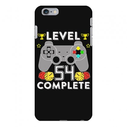 Level 54 Complete T Shirt Iphone 6 Plus/6s Plus Case Designed By Hung