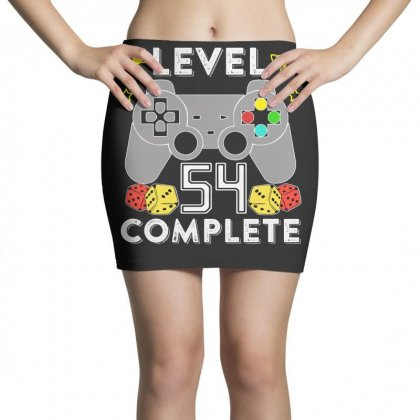 Level 54 Complete T Shirt Mini Skirts Designed By Hung
