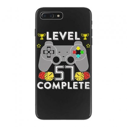 Level 57 Complete T Shirt Iphone 7 Plus Case Designed By Hung