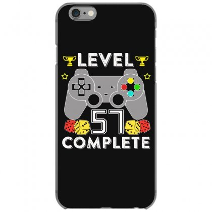 Level 57 Complete T Shirt Iphone 6/6s Case Designed By Hung