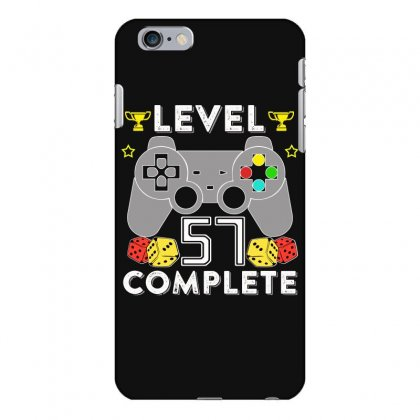 Level 57 Complete T Shirt Iphone 6 Plus/6s Plus Case Designed By Hung