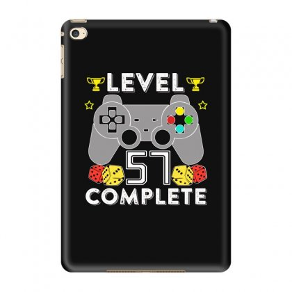 Level 57 Complete T Shirt Ipad Mini 4 Case Designed By Hung