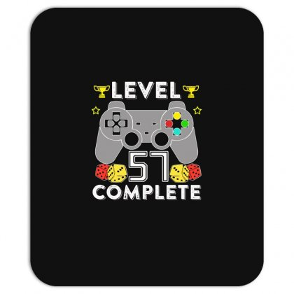 Level 57 Complete T Shirt Mousepad Designed By Hung
