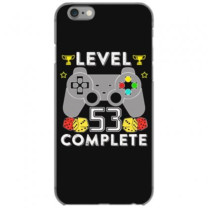 Level 53 Complete T Shirt Iphone 6/6s Case Designed By Hung