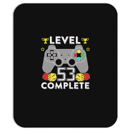 Level 53 Complete T Shirt Mousepad Designed By Hung