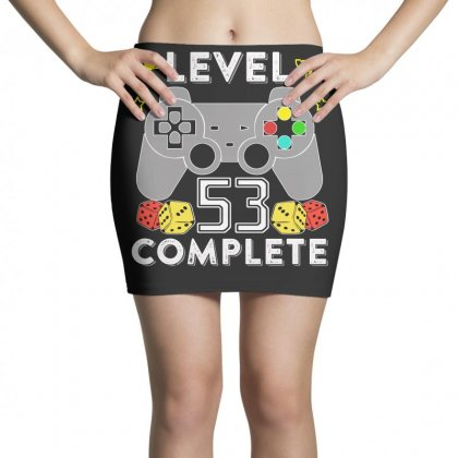 Level 53 Complete T Shirt Mini Skirts Designed By Hung