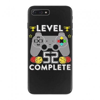 Level 52 Complete T Shirt Iphone 7 Plus Case Designed By Hung