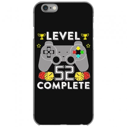 Level 52 Complete T Shirt Iphone 6/6s Case Designed By Hung