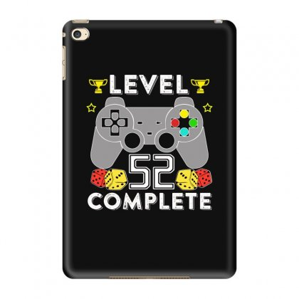 Level 52 Complete T Shirt Ipad Mini 4 Case Designed By Hung