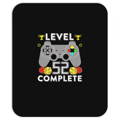 Level 52 Complete T Shirt Mousepad Designed By Hung