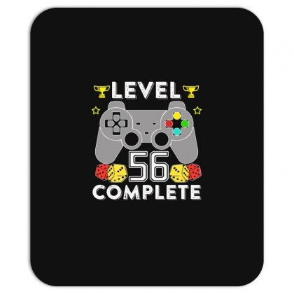 Level 56 Complete T Shirt Mousepad Designed By Hung